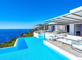 Hotel photo: Na Xamena Villa Sleeps 12 Pool Air Con WiFi
