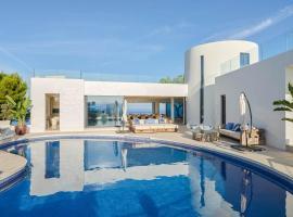 Hotel photo: Na Xamena Villa Sleeps 10 Pool Air Con WiFi