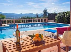 Hotel photo: Ses Paisses Villa Sleeps 8 Pool Air Con T251916