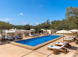 Hotel kuvat: Sant Joan de Labritja Villa Sleeps 14 Pool Air Con