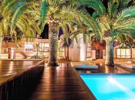 Hotel near イビサ島