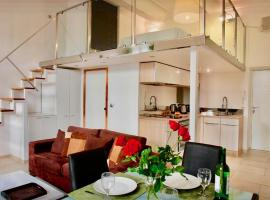 Hotel photo: Large and modern Studio in Old Town