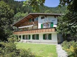 Hotel Foto: Adelboden Apartment Sleeps 10 WiFi