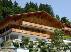 A picture of the hotel: Grindelwald Apartment Sleeps 4 Pool WiFi