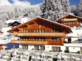 A picture of the hotel: Grindelwald Apartment Sleeps 2 Pool WiFi