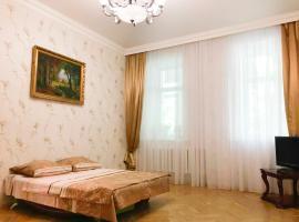 Hotel photo: 2 комнатная в центре. Майдан, Крещатик