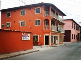 Hotel near Siguatepeque