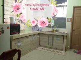 Hotel photo: HOMESTAY@KEMPADANG, no.7 lorong Kempadang aman 83