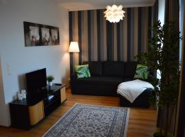 A picture of the hotel: Helsinki Airport Suites