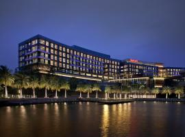 Hotel photo: The OCT Harbour, Shenzhen - Marriott Executive Apartments