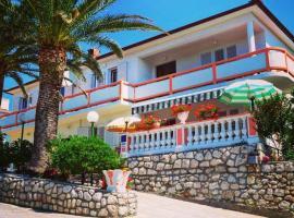 Hotel photo: Ferienwohnungen-mit-Garten-Whirlpool-Marija-Skoblar-Insel-Rab-Kroatien