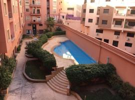 Hotel fotografie: APPARTEMENT LUXUEUX GUELIZ 1