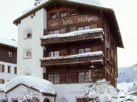Foto di Hotel: Romantik Hotel Chesa Grischuna