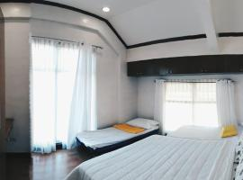 Hotel photo: Country Homes, Lot 8, Camp John Hay, Baguio City
