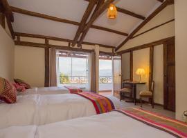 Фотографія готелю: Luna house Cusco