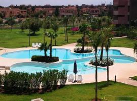酒店照片: Appart Prestigia Golf City - Atlas View