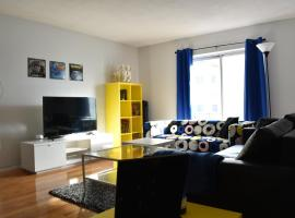 Photo de l'hôtel: Modern Two Bedroom Apartment with Parking Included