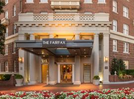 A picture of the hotel: The Fairfax at Embassy Row, Washington D.C