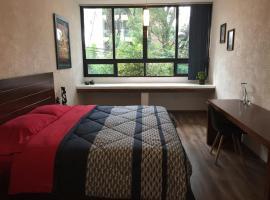 ホテル写真: Home office y descanso, Del Valle centro