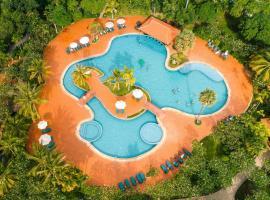 Hotel near Cambogia