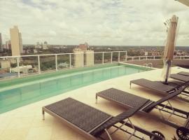 Hotel photo: Lujoso departamento