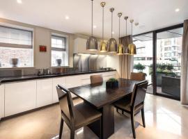 Hotelfotos: Amazing 3-room inner city apt