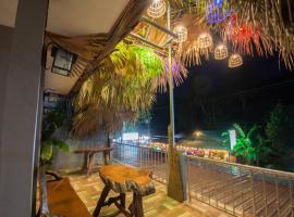Hotel photo: Khaosok Leo Hotel