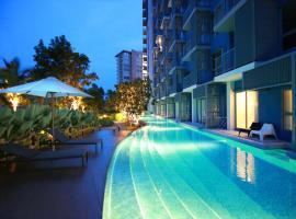 Hotel photo: BLU Pool Access Cha am Huahin