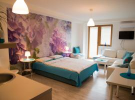 A picture of the hotel: Blue apartman