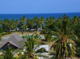 Hotel photo: Golden Sand Resort Diani Beach- 2 Bedroom Apt
