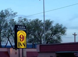 Hotel photo: National 9 Inn Sand Canyon