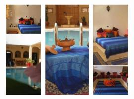 Hotel photo: villa ounagha, essaouira