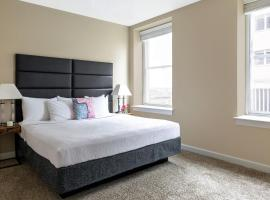 होटल की एक तस्वीर: Madison Street Apartment by Stay Alfred
