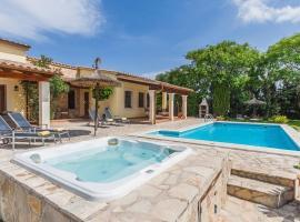 Hotel photo: es Barcares Villa Sleeps 4 Pool Air Con T582713
