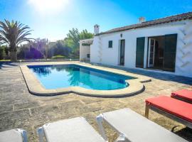 Hotel photo: Ciutadella Villa Sleeps 10 Pool WiFi