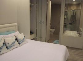 Hotel photo: baan plai haad condo with seaview