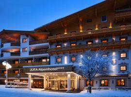 Hotel Photo: JUFA Alpenhotel Saalbach
