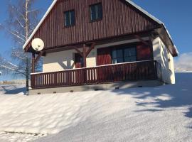 Hotel photo: Šťastný kopec vila č. 56