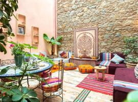 Hotel fotoğraf: Riad Leila Marrakech