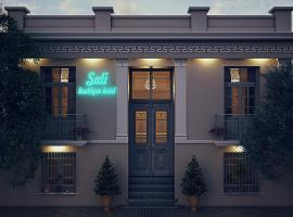 A picture of the hotel: Sali