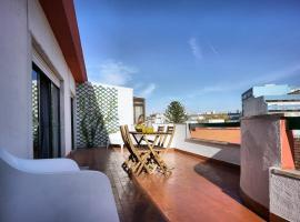 A picture of the hotel: Amadora Terrace View