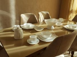 A picture of the hotel: Airy Apartment in Tashkent near Airport