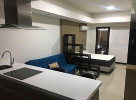 Hotel photo: Lujoso estudio en excelente ubicacion (Equipetrol)