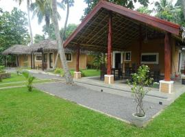 Hotel photo: airport eco cottage