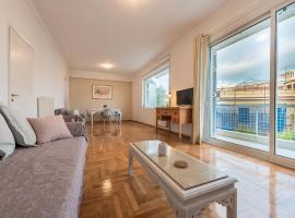 Hotelfotos: Spacious flat, Amazing view to Acropolis hill