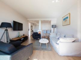 Hotel photo: T4 refait à neuf Rennes, 3 ch. parking, 2 balcons.