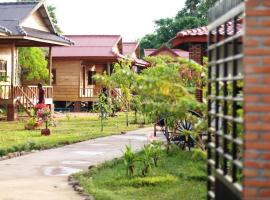 Hotel photo: The Hidden Oasis Bungalows