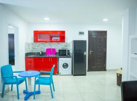 "A picture of the hotel: Beautiful 2 bedroom apartment ""Ramses"" at Jasmine Compound"