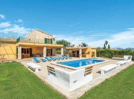Hotel photo: es Barcares Villa Sleeps 8 Air Con WiFi