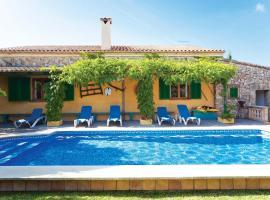 Hotel photo: es Barcares Villa Sleeps 6 Air Con WiFi